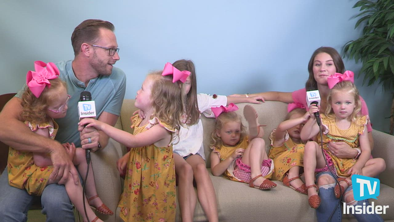 The Busby Family Previews New Challenges in 'OutDaughtered' Season 4